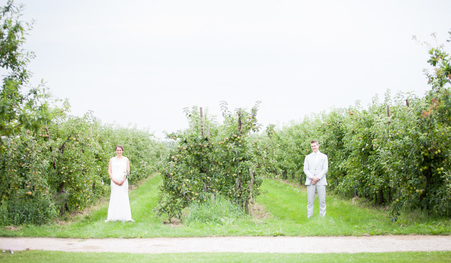Bruiloft Niels & Carine