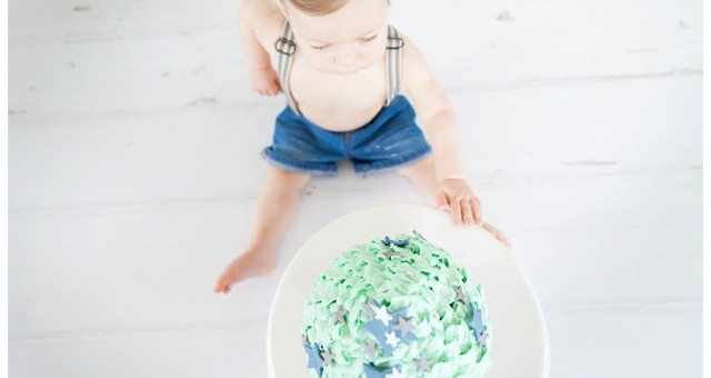 Cake Smash Alejandro