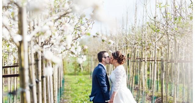 Bruiloft Marco en Marry