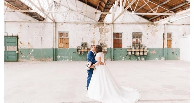Thuis trouwen! Heidi & Erik
