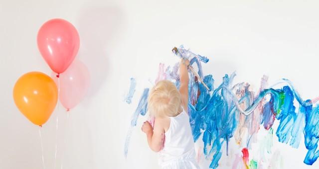 Paint smash fotoshoot Kiki