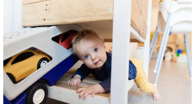 Zakelijke fotografie: Kinderopvang Luna Veenendaal