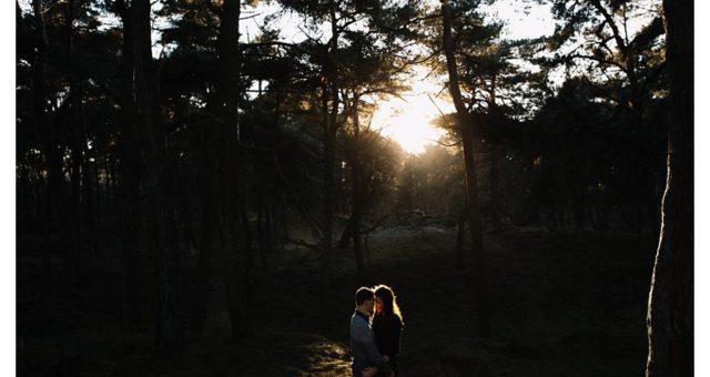 Loveshoot winterzon Wekeromse Zand
