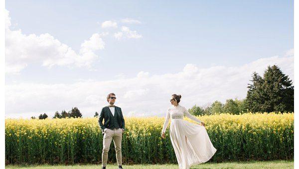 Bruiloft in de Ardennen- Bart&Danielle