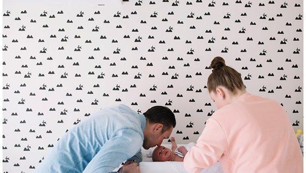 Newborn fotografie Hilversum