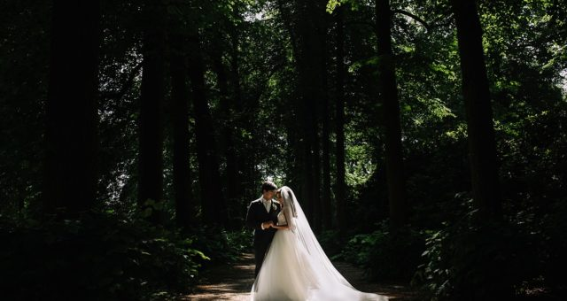 Chinese bruiloft Landgoed Sparrendaal