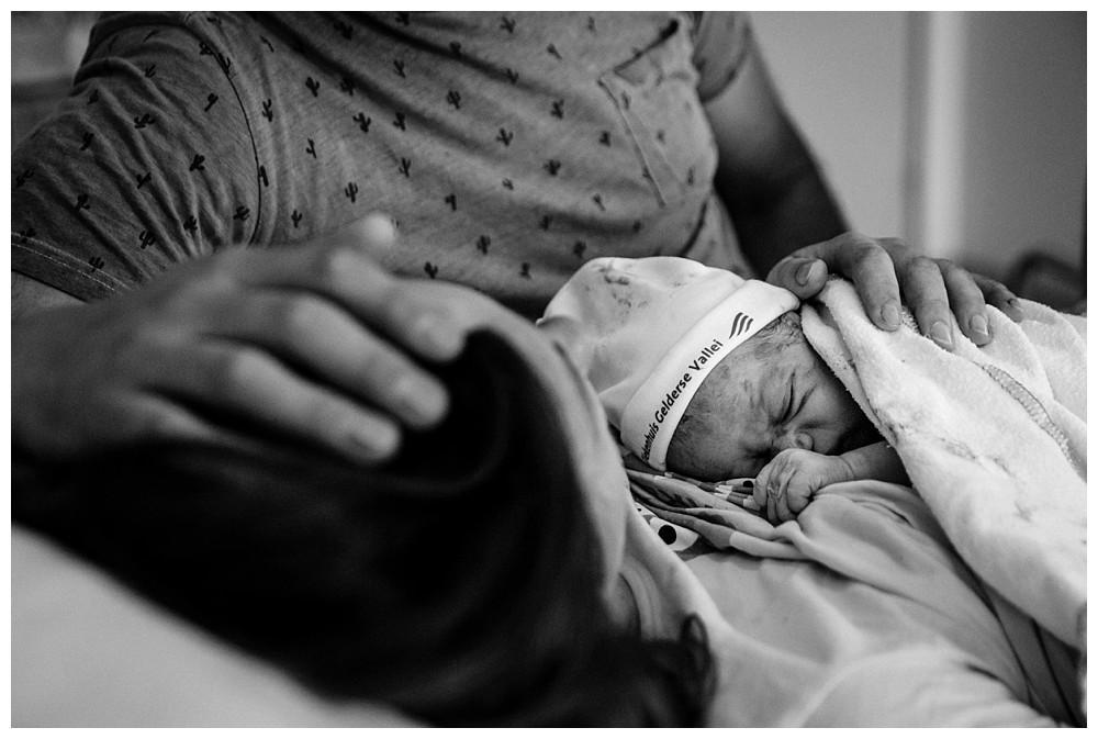 geboortefotograaf ziekenhuis ede