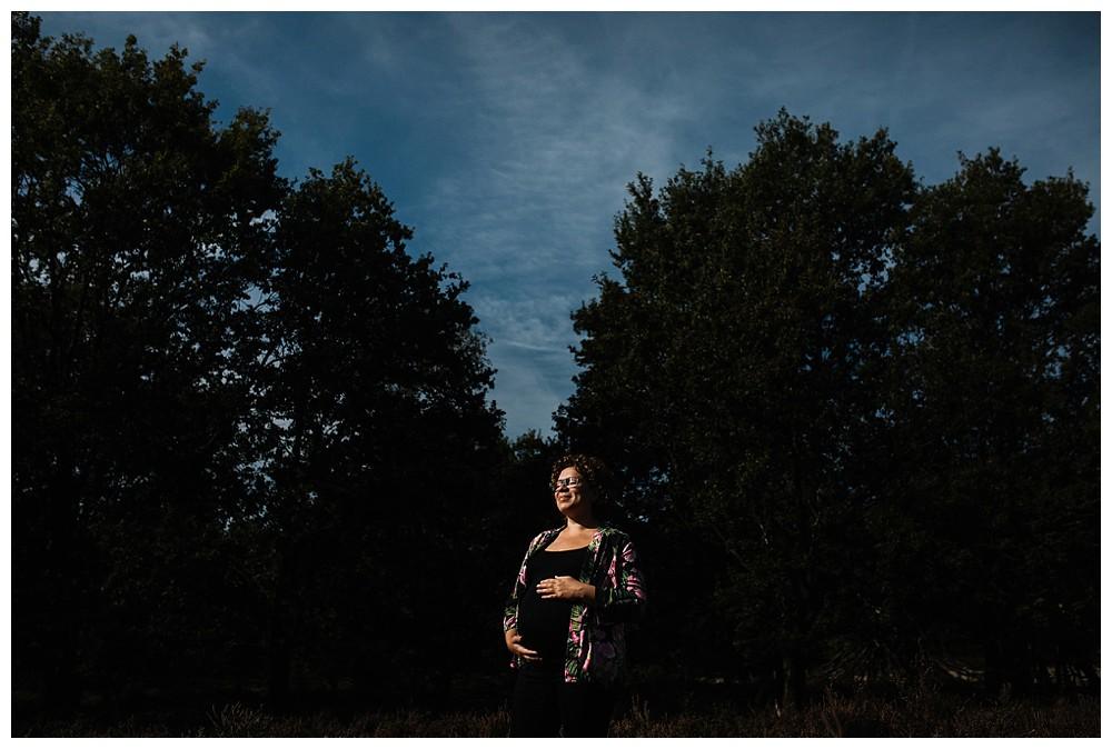 zwangerschap fotoshoot veenendaal slaperdijk